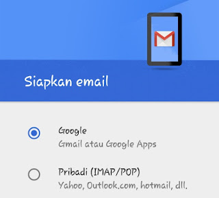Add New Account Google Gmail Android