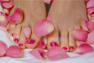 Lutter contre les odeurs des pieds