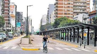 Se suspende el proyecto del Metrobus Lanús