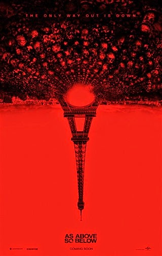 sinopsis film as above so below