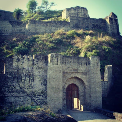 Fort of Kangra