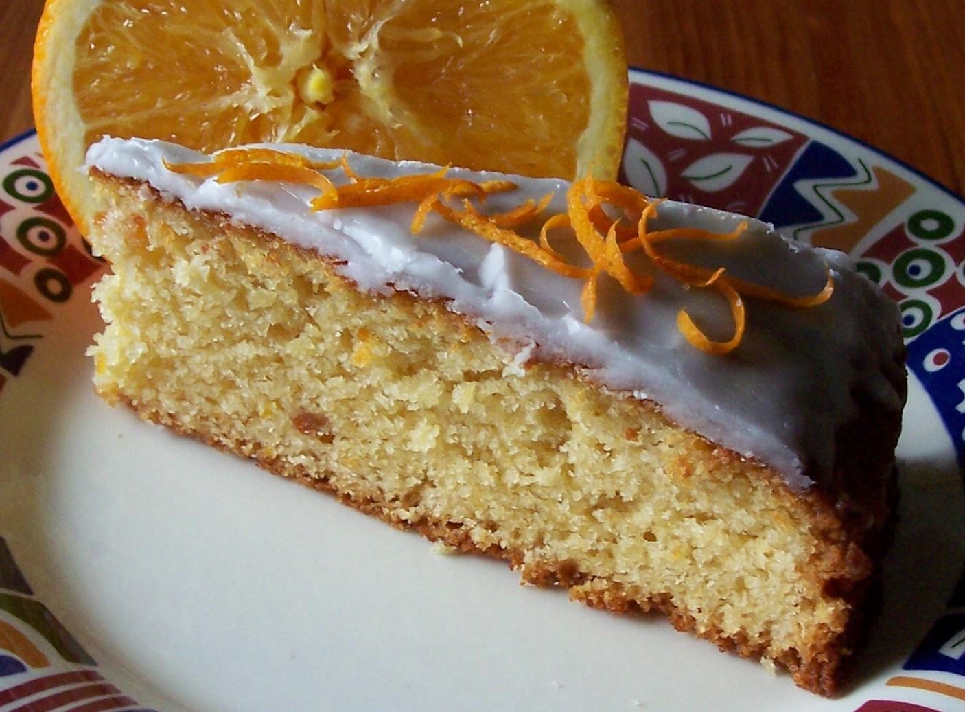 Orange Marmalade Cake Using Cake Mix