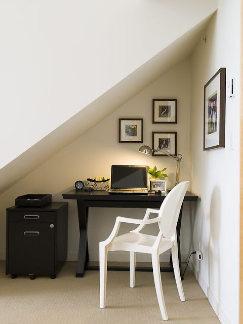 Do It Yourself Home Design: 33 Tiny Yet Functional Home Office Designs