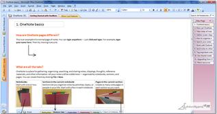 Cara Merubah Gambar Menjadi Teks Dengan Microsoft OneNote 2007