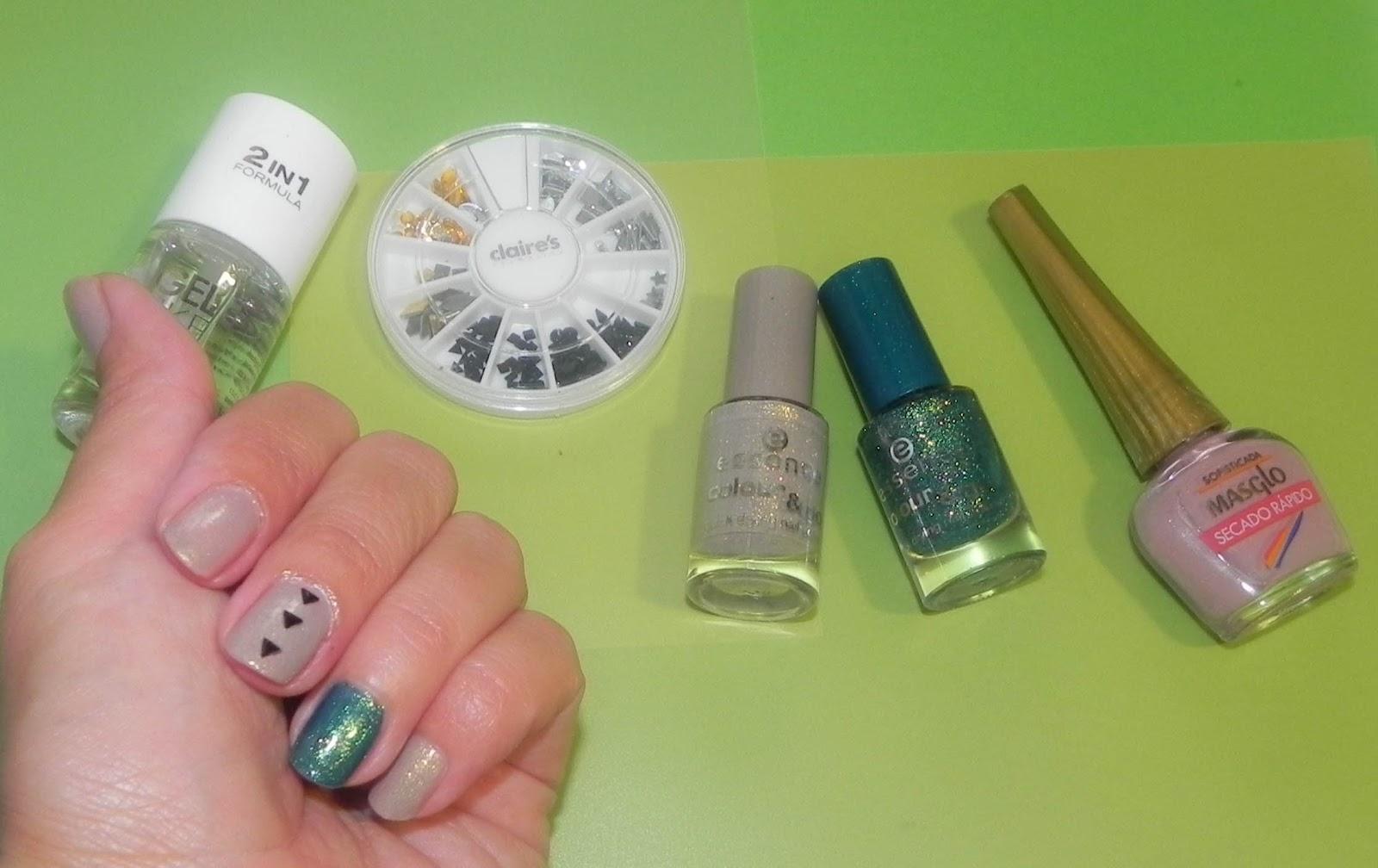 Tres más una...Ideas de manicuras para este otoño | La Pinturera ...