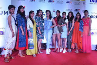 Actress Iniya Stills in Denim Jeans at Max Spring 2017 Collection Launch  0003.jpg