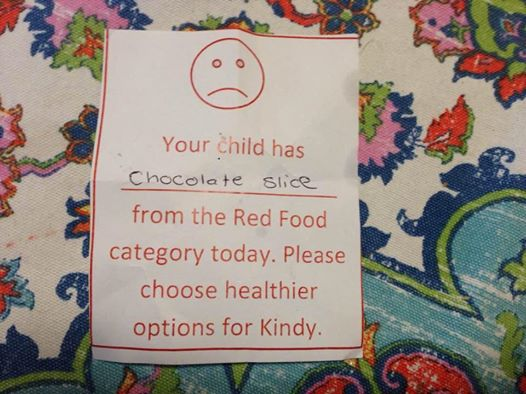 Healthy School Fail