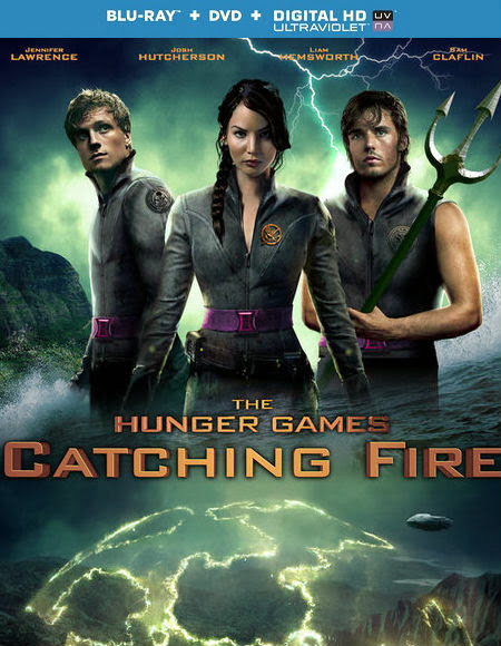 The Hunger Games Catching Fire 2013 720p BluRay 950mb YIFY