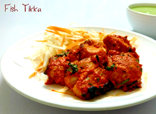 how-to-make-fish-tikka