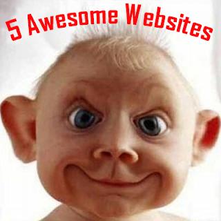 5 funny websites