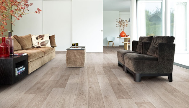 Tư vấn: Nên dùng gạch lát nền hay sàn gỗ công nghiệp
