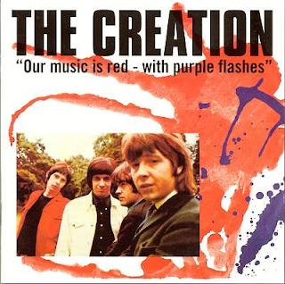 The Creation - Our music is red - with purple flashes