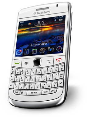 BlackBerry Bold 9700 White - Mobile Phones Review
