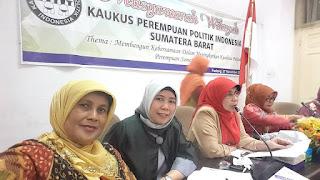 Gerakan Koperasi Wanita Padang Pariaman Bulatkan Tekad, Pilih Endarmy Sebagai Ketua Dekopinda