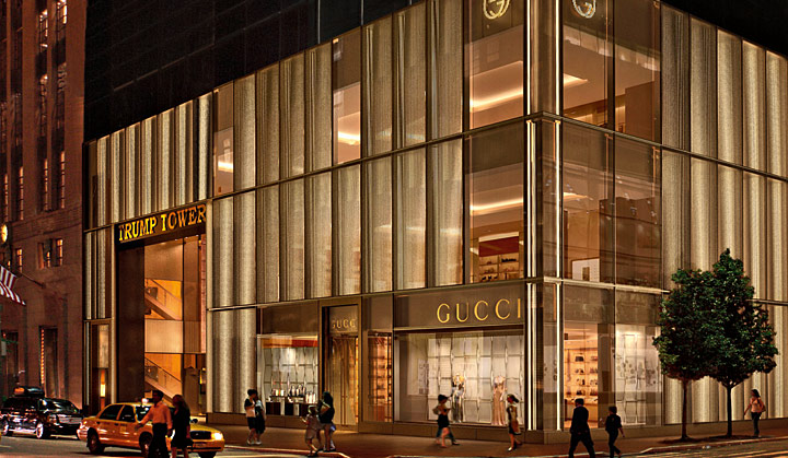 2f66cd0e356 FACT CHECK Donald Trump's Claim that His Gucci Store is Worth More Than  Mitt Romney