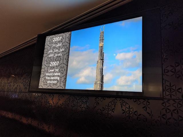 Бурдж Халифа в 2007 году построили до 150 этажа