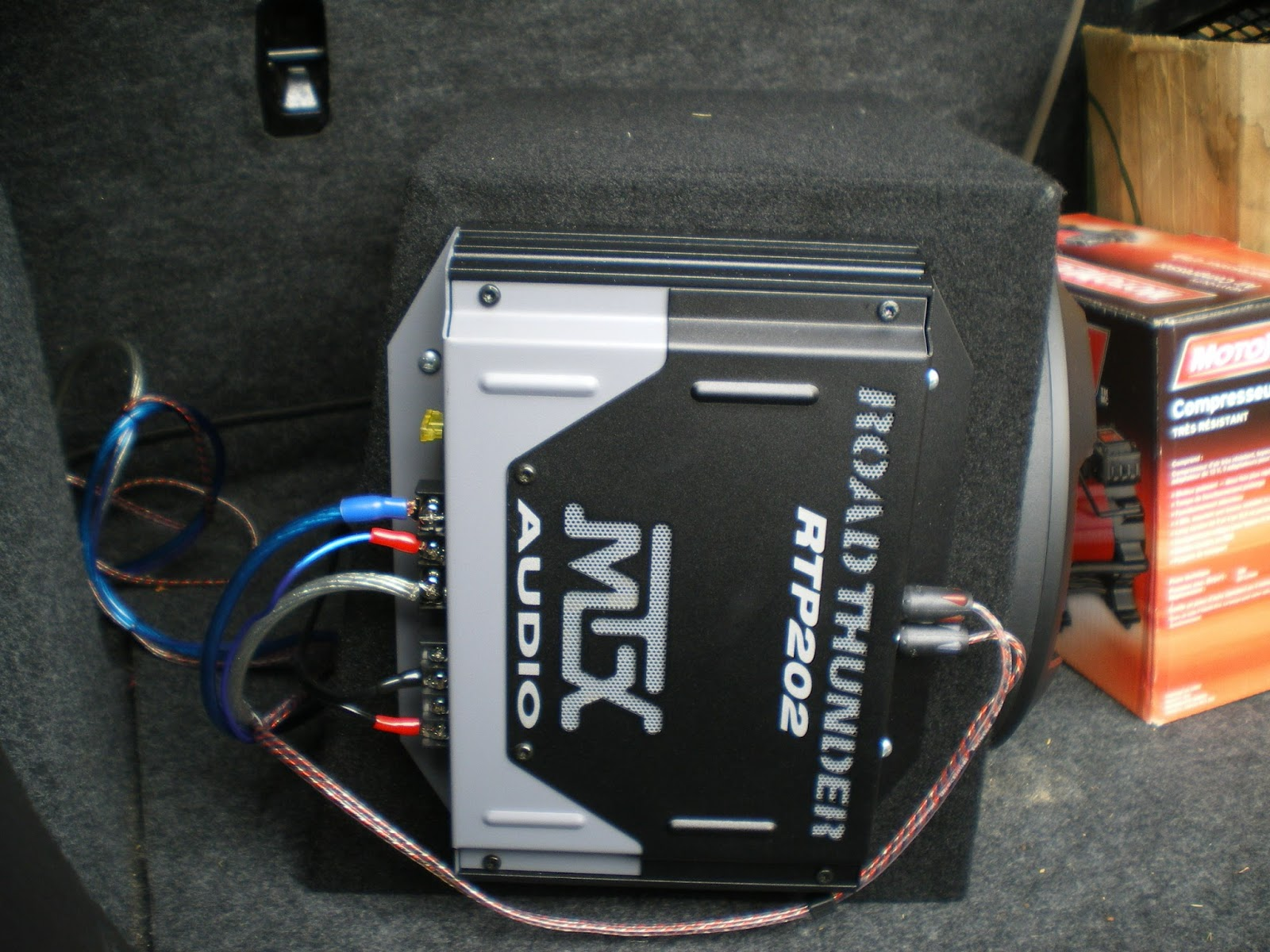 Installing Aftermarket Stereo System On A 00