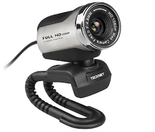 webcam TeckNet C018