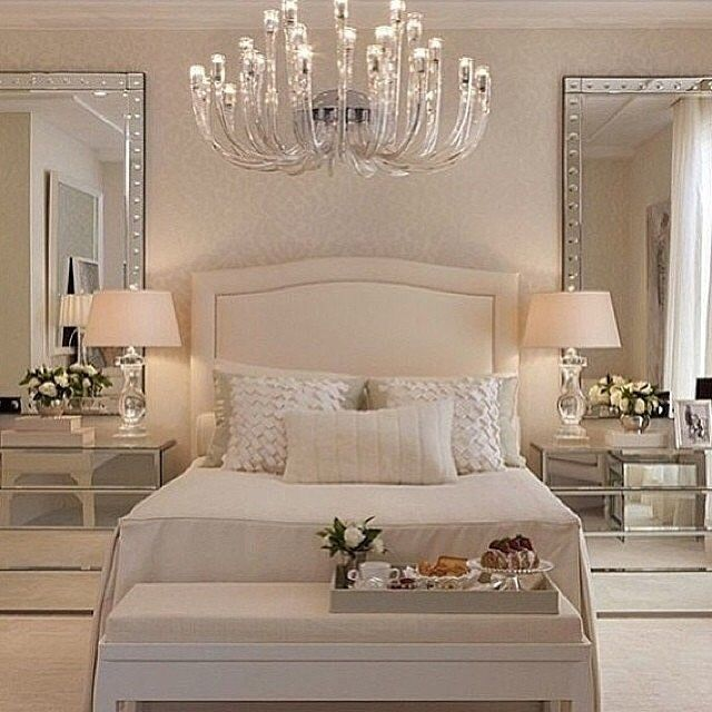 FABSPO 8: GLAMOROUS BEDROOM DECOR INSPIRATION - SAMTYMS