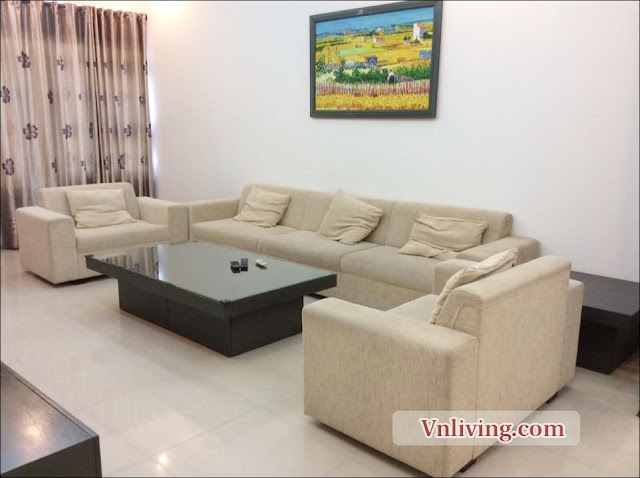 3 Bedrooms Saigon Pearl apartment for rent in Topaz Tower