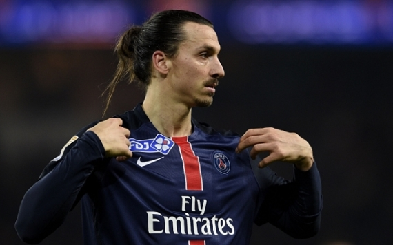 Zlatan Ibrahimovic breaks another Ligue 1 record.