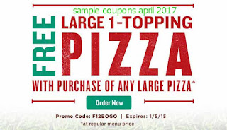 free Papa Joes Pizza coupons for april 2017