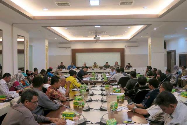 Pansus RUU Pemilu Serentak Berkunjung ke Aceh