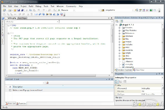 Features of Visual Basic 2005