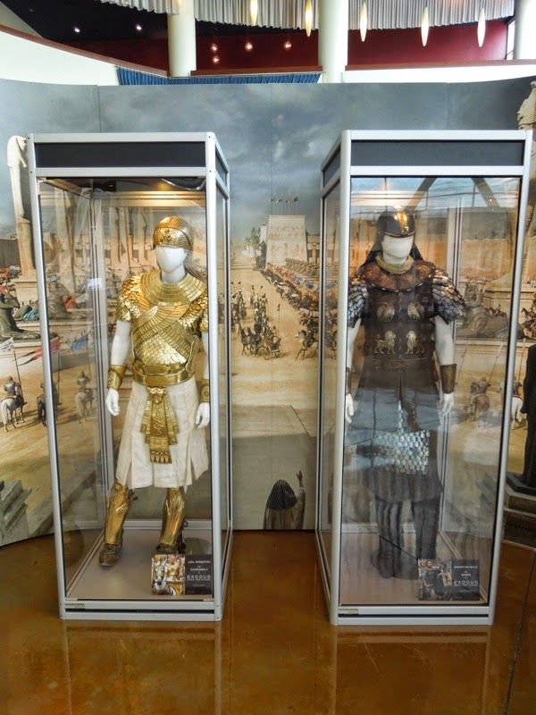 Exodus Gods and Kings costumes