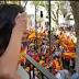 """Agreden a una mujer en una manifestación en Palma: """"Les llamé fachas y me tiraron una piedra"""""""
