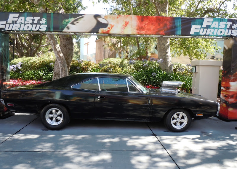 Fast Furious Vin Diesel 1970 Dodge Charger