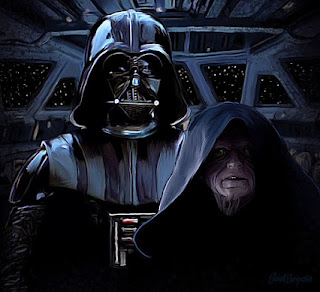Darth Vader e Darth Sidious