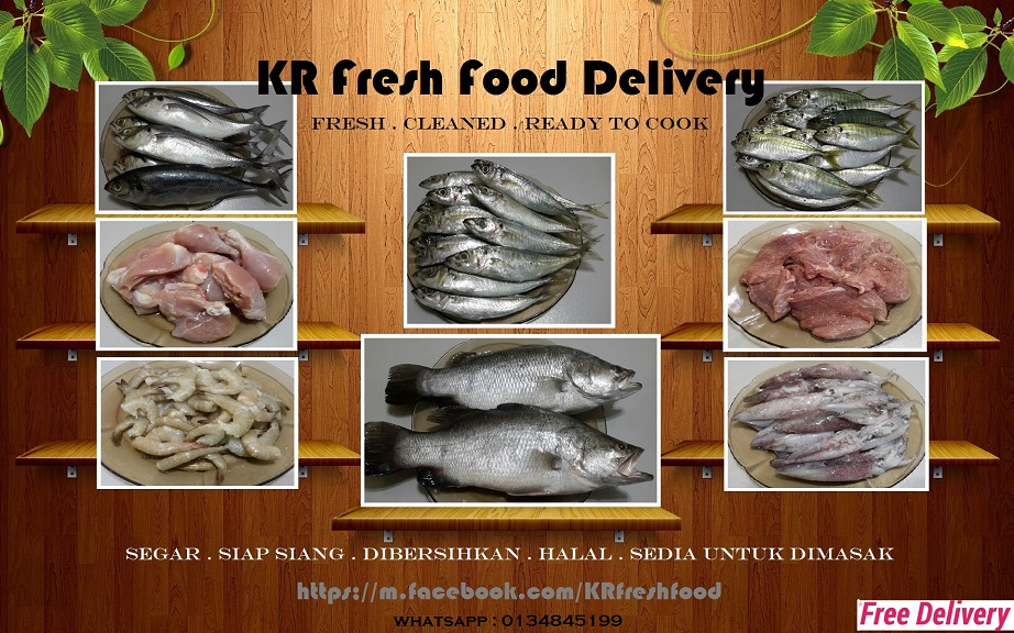 KR's Fresh & Raw Food Delivery