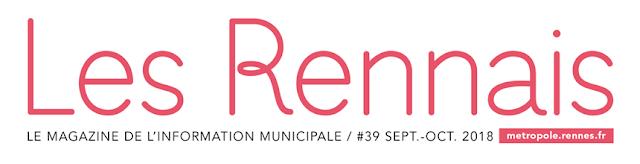 Les Rennais - Le Magazine de l'information municipale