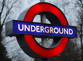 Underground sign picture