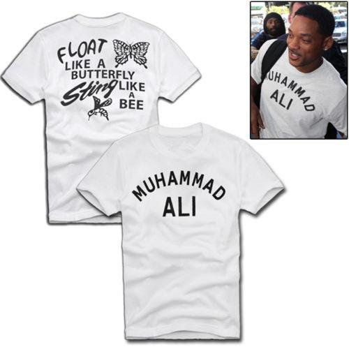 Muhammad Ali camisetas tees