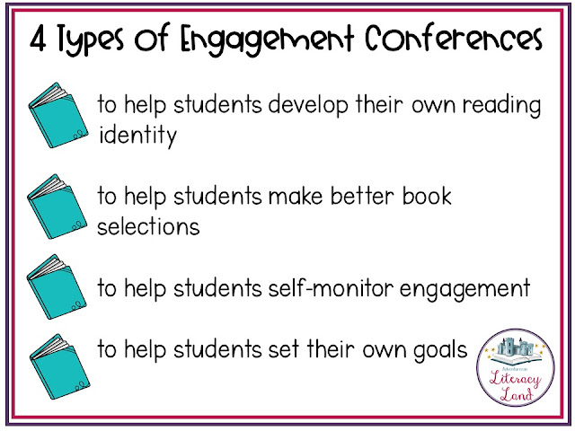 4 types of engagement conferences