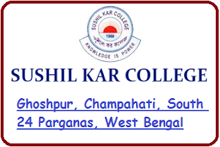 Sushil Kar College, Ghoshpur, Champahati, South 24 Parganas, West Bengal