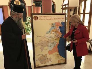 100.000 ευρώ από την Περιφερειακή Ενότητα Πιερίας για την ενίσχυση της Μητρόπολης Κατερίνης.