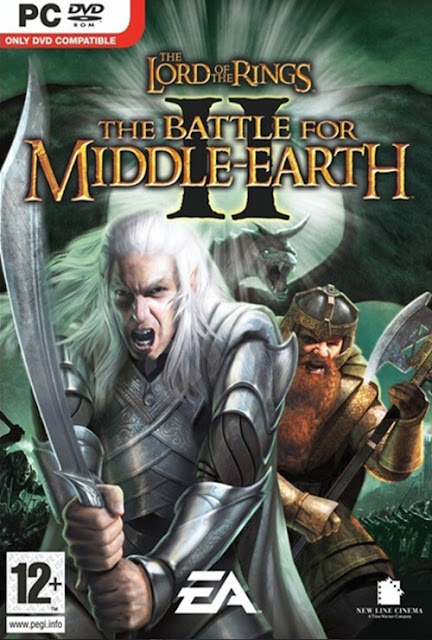 The Lord of the Rings The Battle for Middle-earth 2 Full PC Game Free Download- Reloaded