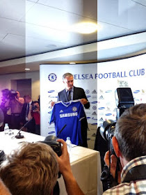 I Am Returning To A House Where I Was Happy – Jose Mourinho