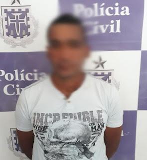 Foragido da justiça de Ituaçu