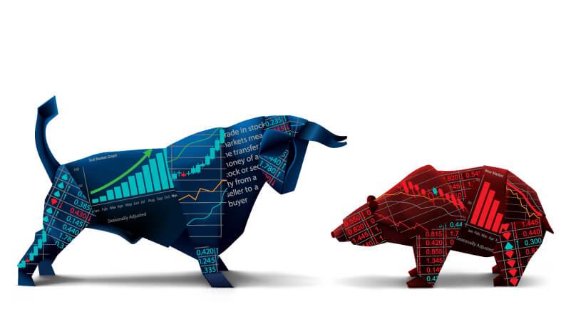 Market Sentiment: Bearish VS Bullish