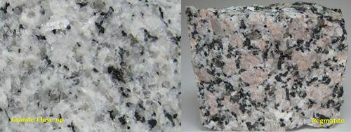 granit dan pegmatit