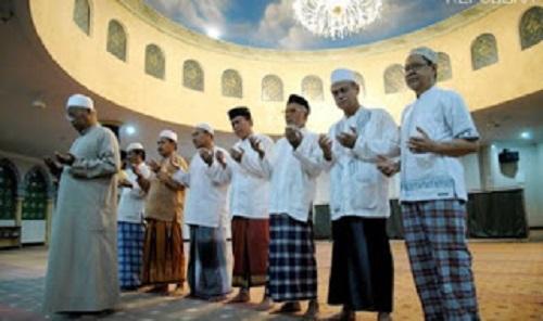 Bacaan Doa Qunut Sholat Shubuh Pendek Lengkap