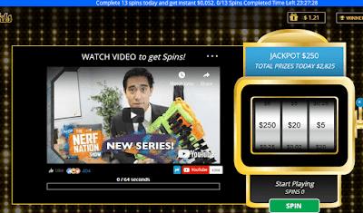 Snuckls Website Penghasil Uang dengan Bermain Spin