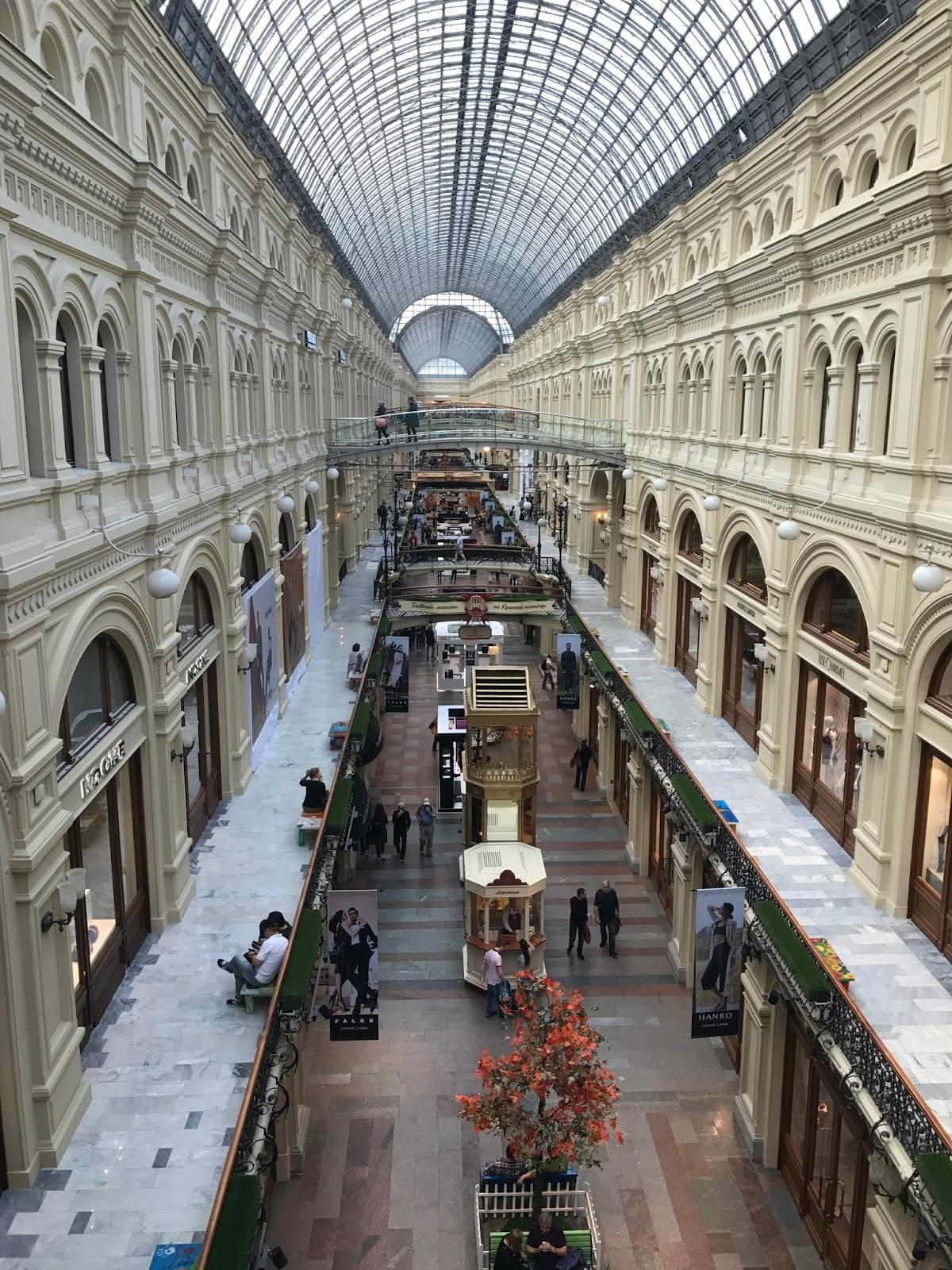 GUM - Moscou