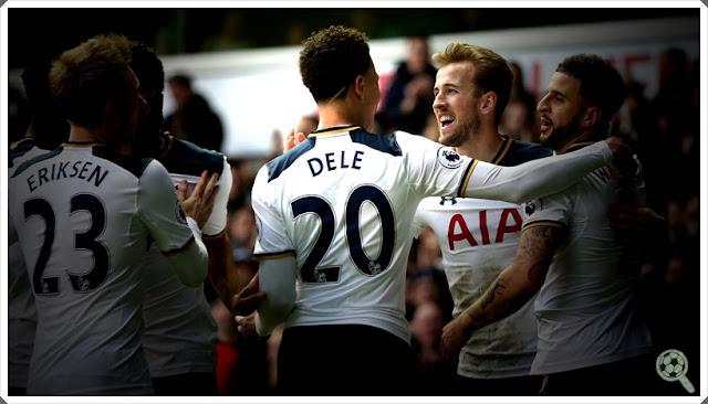 Tottenham 2016-17