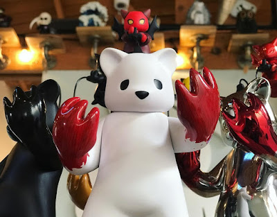 10th Anniversary Possessed Vinyl Figure by Luke Chueh x Munky King