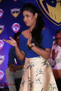 Celebrity Badminton League Press Meet 0022
